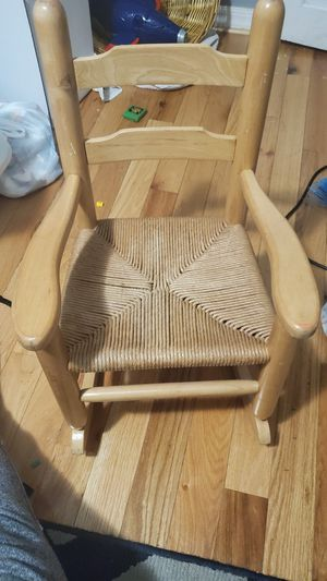 Kids rocking chair for Sale in Baltimore, MD