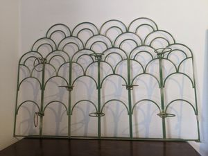 Wall or Fireplace Metal Candle Holder for Sale in Portland, OR