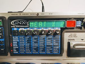 DigiTech GNX3 with manual and bag. for Sale in Kirkland, WA