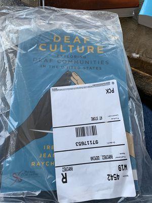 Deaf culture for Sale in La Puente, CA