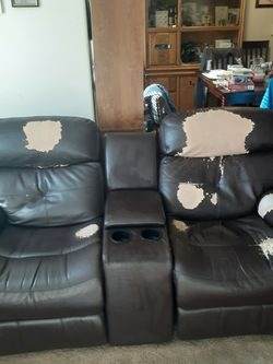 Reclining Loveseat for Sale in Beaverton,  OR