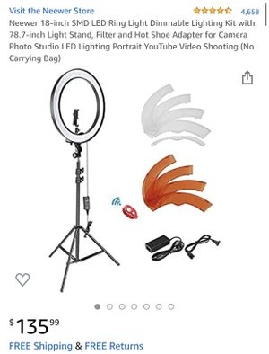LED ring light for Sale in Miami, FL