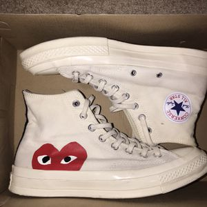 CDG Converse for Sale in West Chicago, IL