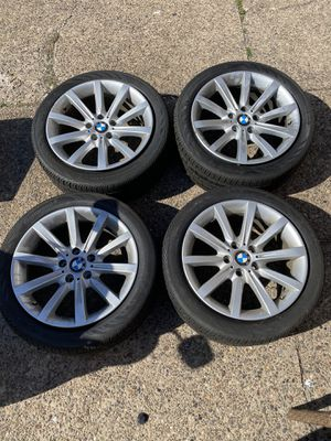 PREMIUM ALL MOST BRAND NEW BMW 535i xDrive Alloy Wheel and Tires for Sale in Upper Darby, PA