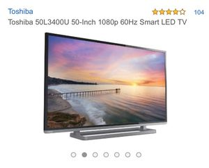 Toshiba 50 inch 1080p Smart Tv for Sale in Erie, PA