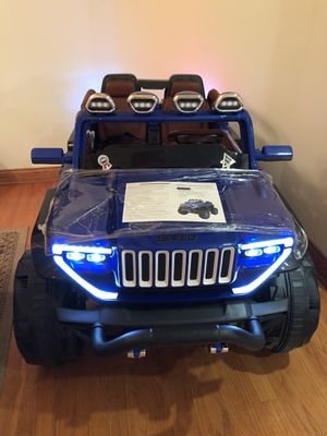 Brand New Ride on car 12v with Remote control for Sale in Orland Park, IL