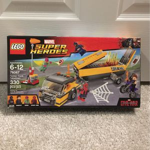 Lego Captain America Set for Sale in New Port Richey, FL
