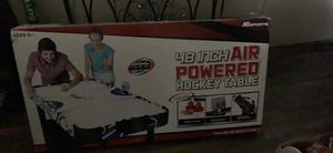 """48"""" air powered hockey table NIB never opened for Sale in Spring Valley, CA"""