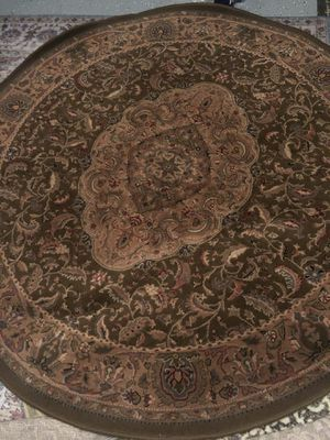 Very nice Round Rug for Sale in Raleigh, NC