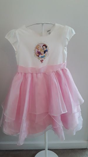 Disney Princess Dress Size 7/8 for Sale in Lake Park, NC