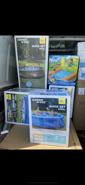 Above ground pools for Sale in Philadelphia, PA