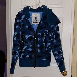 BAPE Hoodie USA Size Men's Small for Sale in Rockville,  MD