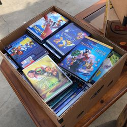 Disney movie collection for Sale in Visalia,  CA