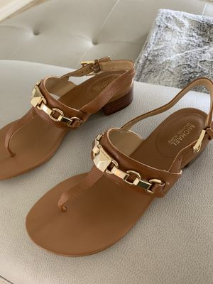 Michael Kors Sandals W6.5 for Sale in Fort Myers, FL