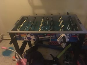 KIDS BIKE AND GAME TABLE for Sale in Hamtramck, MI