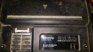 Kennwood Amplifier for Sale in El Cajon, CA