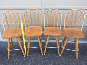 Stools, set of 4 for Sale in Bothell, WA
