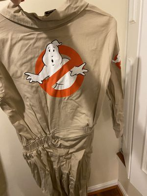 Ghost Buster Costume! Only worn once for Sale in Fairfax Station, VA