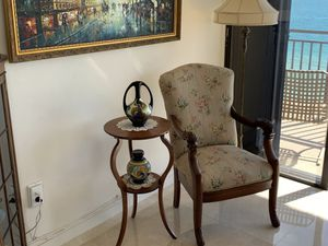Antique Mahogany Chair for Sale in St. Pete Beach, FL