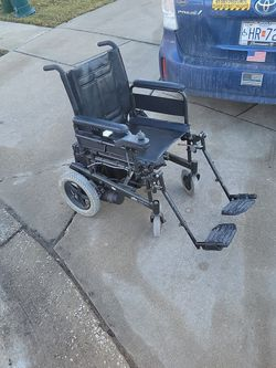 Portable Power Wheelchair for Sale in St. Louis,  MO