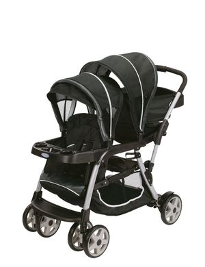 Graco double stroller for Sale in Jersey City, NJ