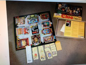 The Simpsons Clue Board Game for Sale in Cleveland, OH
