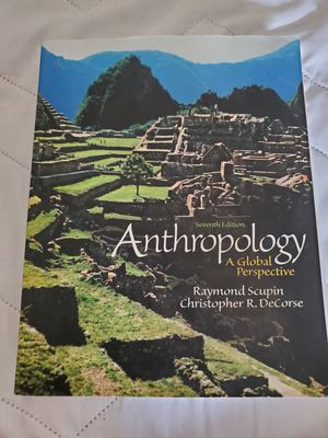 Anthropology A Global Perspective 7th Edition for Sale in Normal, IL