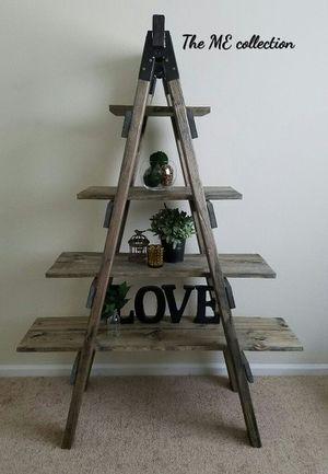 Wood Ladder Shelf for Sale in Aurora, CO