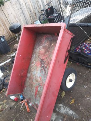 Garden trailer need gone now for Sale in Lodi, CA