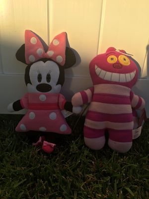 Disney plushies for Sale in West Covina, CA