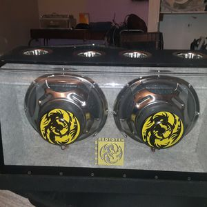 """Audioteck 12"""" for Sale in Henderson, NV"""