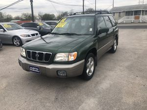 2002 Subaru Froster AWD for Sale in Austin, TX
