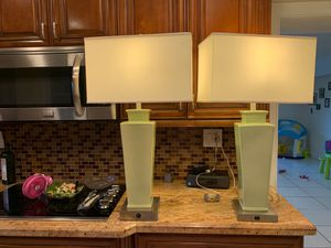 Modern Desk Lamps - Jade for Sale in Pembroke Park, FL