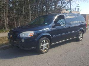 2005 Chevy Uplander minivan runs great for Sale in Dearborn Heights, MI