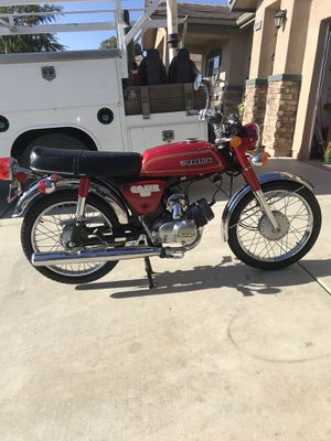 Vintage 1976 Suzuki gofer 100 for Sale in Homeland, CA