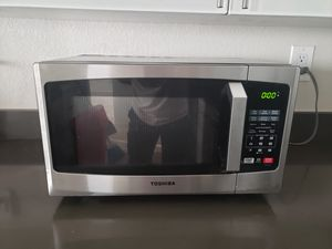 Microwave Toshiba like new for Sale in San Jose, CA