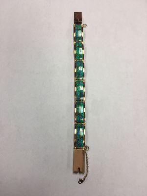 Women's 14kt gold bracelet for Sale in Southington, CT