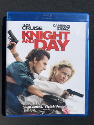 Knight and Day Blu-Ray DVD for Sale in Fairfield, CA
