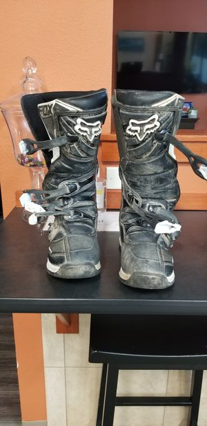 Men's black motorcycle riding boots for Sale in Vancouver, WA