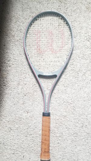 Wilson mid-size tennis racket for Sale in Sully Station, VA