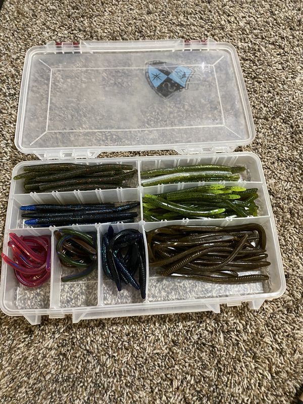 Fishing Combos, Rods, Reels And A Ton Of Tackle