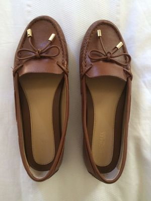 MICHAEL - Michael Kors - Ladies Leather Loafers 7M for Sale in Tampa, FL