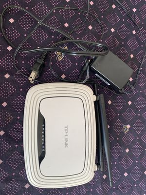 TP-Link 300Mbps Wireless N Router - TL-WR841N for Sale in Pittsburgh, PA