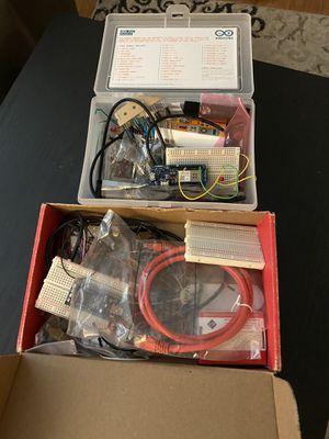 Spark fun starter kit and Arduino MKRBundle for Sale in Lake Charles, LA