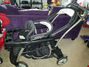 Graco ready 2 grow double stroller for Sale in Orlando, FL