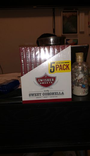 Swisher sweets high quality coronella for Sale in Henderson, NV