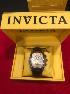 Invicta Lupah Dragon watch leather strap for Sale in Bartow, FL