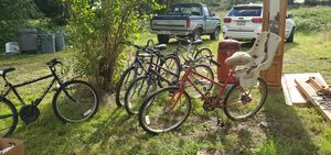 Tons of Bicycles. Got kids Need Bikes??? for Sale in Black Diamond, WA