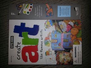 New kids ART kit for Sale in Glen Burnie, MD