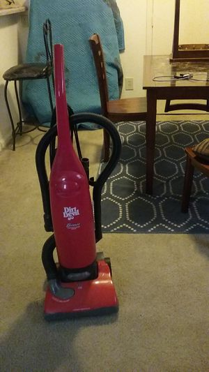 Dirt devil vacuum cleaner/with bag for Sale in Durham, NC